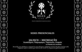 "Muestra Independiente Audiovisual de Xalisco, 8ª Edición ""Mês del Arte y Del Cine Independente"" (Independent Audiovisual Show of Xalisco, 8th Edition)"