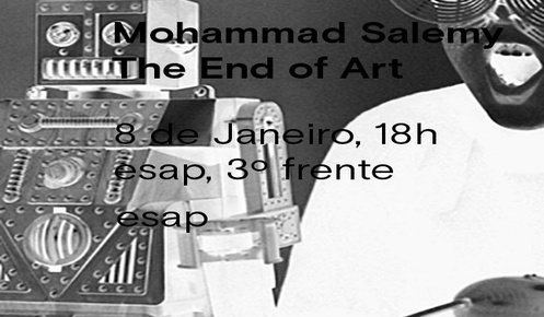Mohammad Salemy- The End of Art