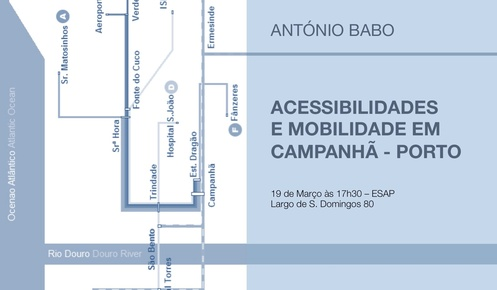 Access and Mobility in Campanhã - Porto