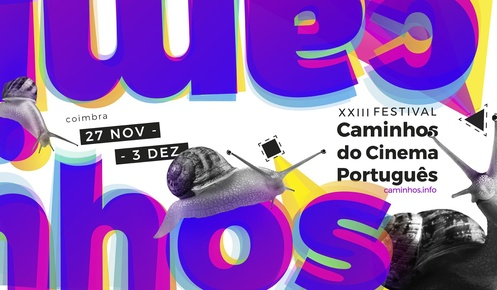 XXIII edition of the Caminhos do Cinema Português festival.