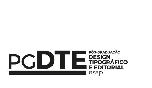 Design Tipográfico e Editorial